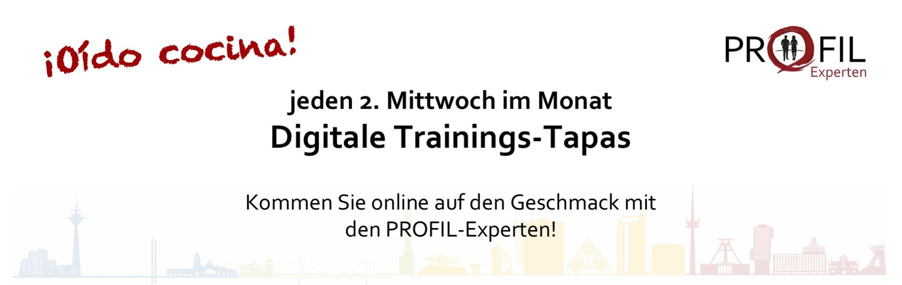 Trainings-Tapas 2021